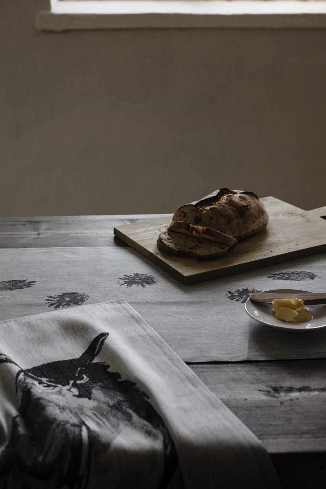 Katinka Kreative a bread on a table sustainable design