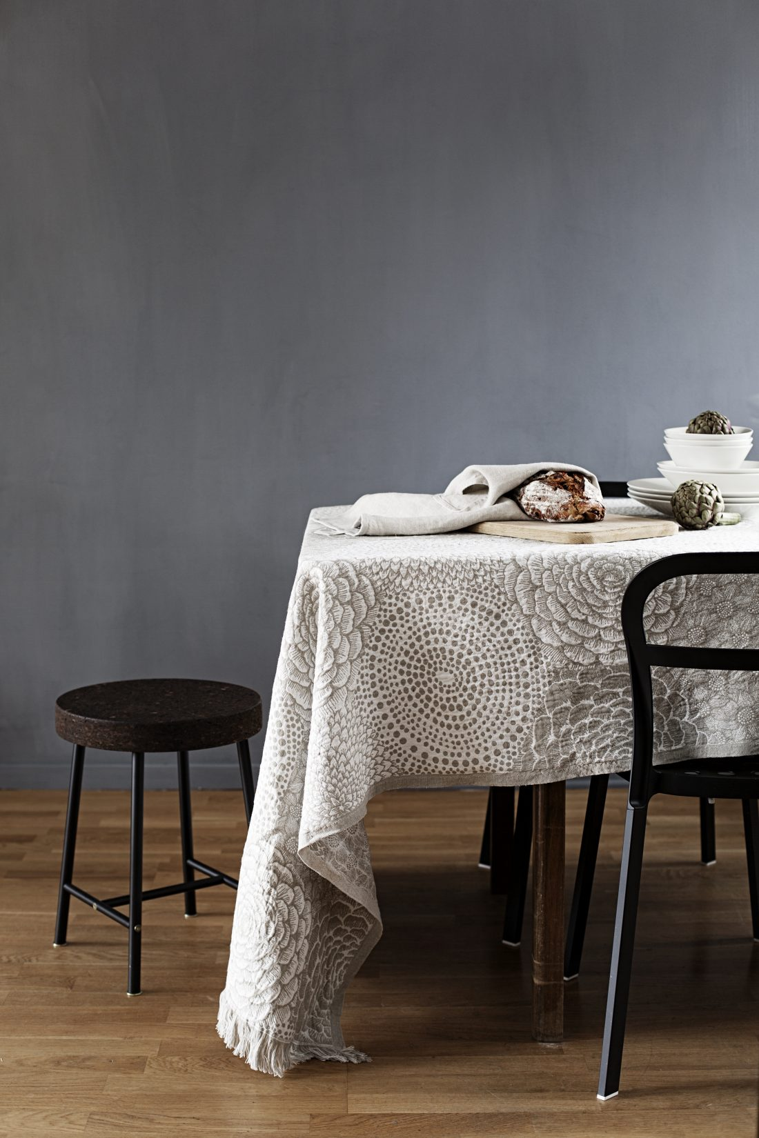 Katinka Kreative linen tablecloth sustainable design